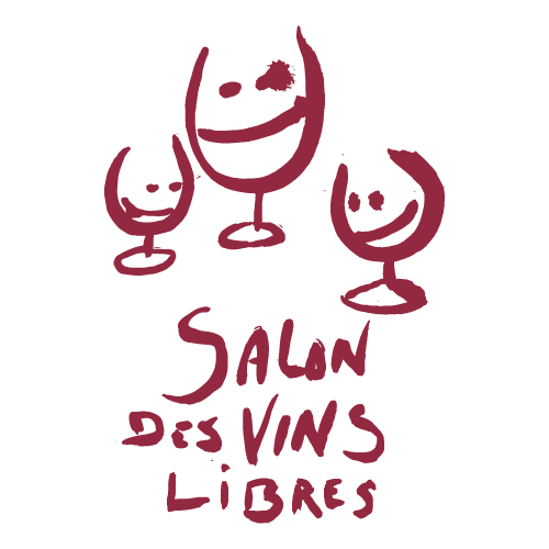Logo Salon des Vins Libres Long
