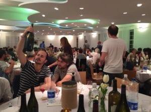 Salon des vins libres bouteille