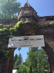Salon des vins libres banderole_2