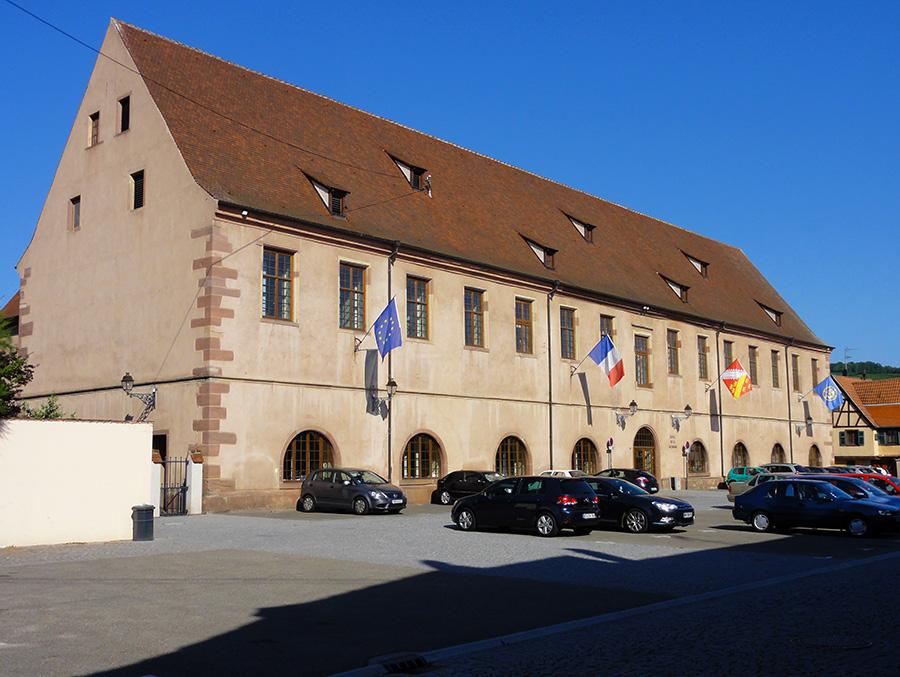Photo hotel de la monnaie à Molsheim